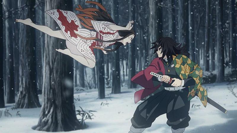 Клинок, рассекающий демонов 2 сезон - дата выхода аниме