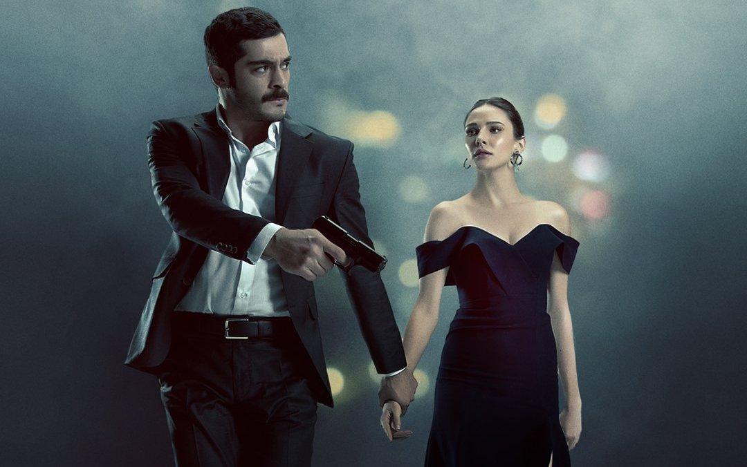 Постер сериала «Марашанец / Maraşlı» (2021)