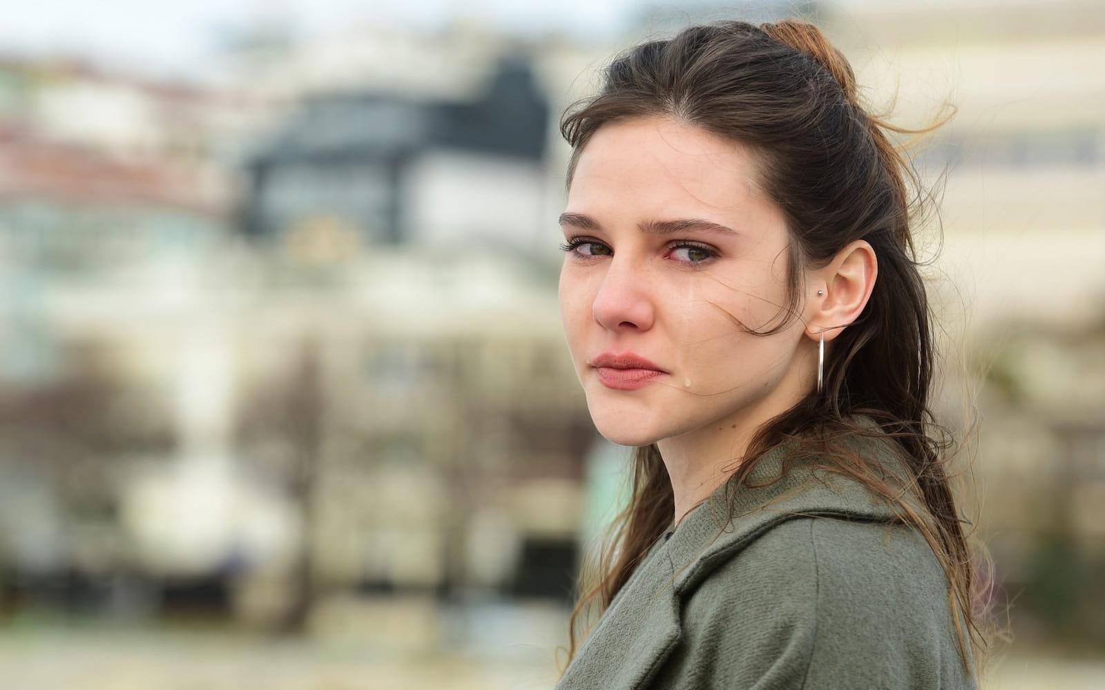 Алина Боз в сериале «Марашанец / Maraşlı» (2021)