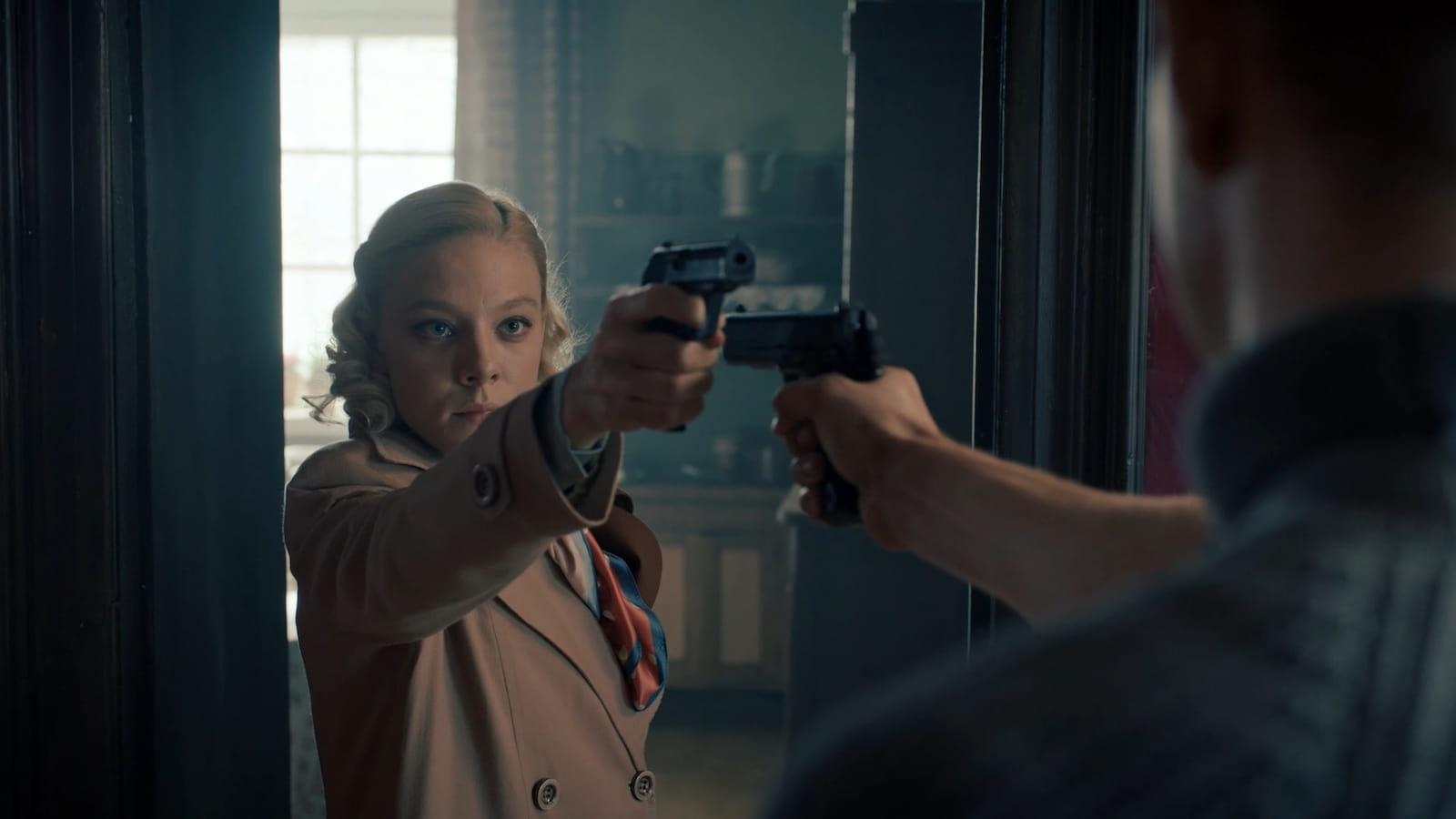 Алёна Михайлова в сериале «За час до рассвета» (2021)