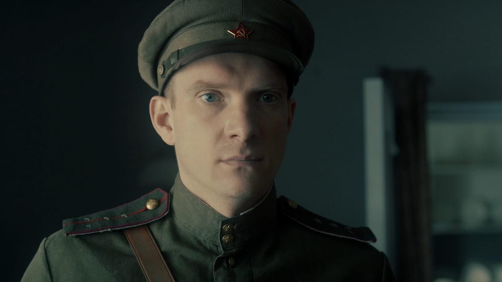 Андрей Бурковский в сериале «За час до рассвета» (2021)