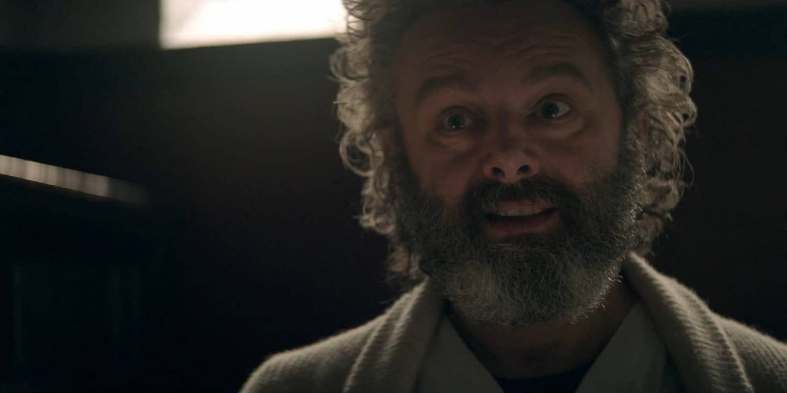 Майкл Шин во 2 сезоне сериала «Блудный сын / Prodigal Son» (2021)