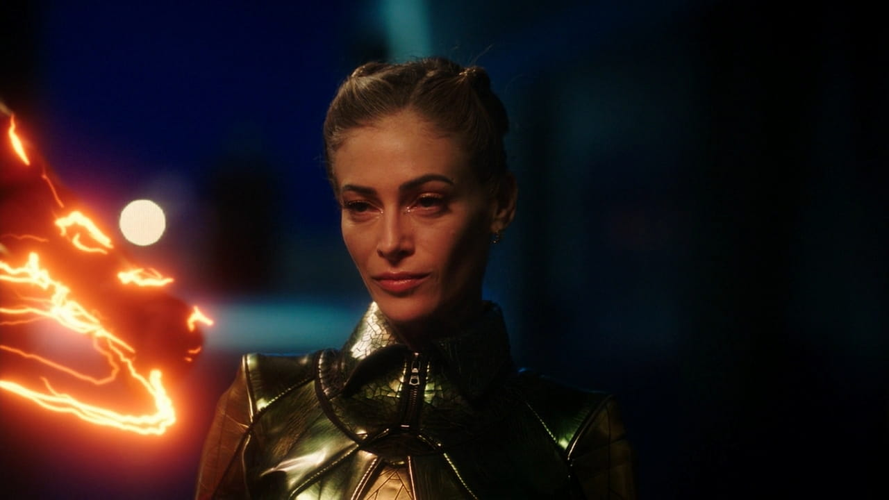 Кадр с 7 сезона сериала «Флэш / The Flash»