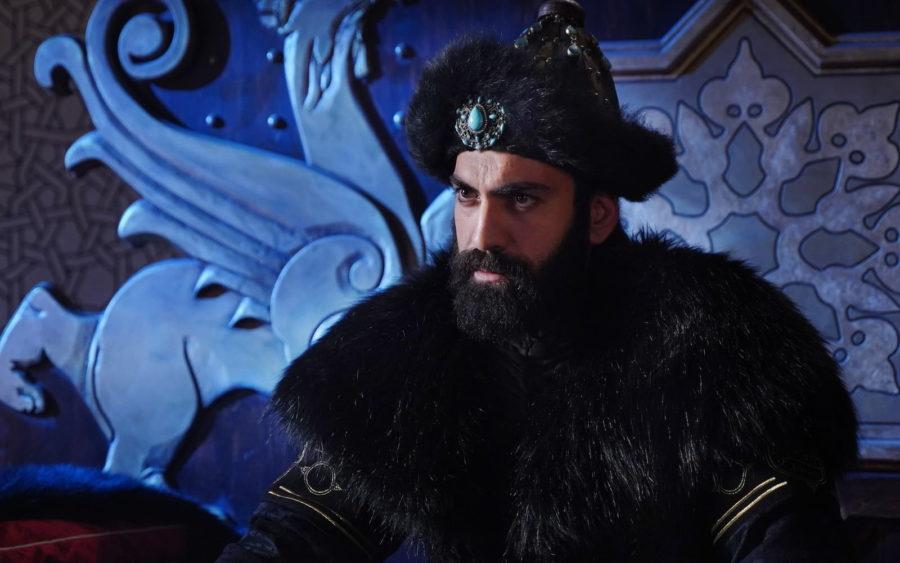 Бугра Гюльсой (Buğra Gülsoy) в сериале «Пробуждение: Великие Сельджуки / Uyanış: Büyük Selçuklu» (2021)