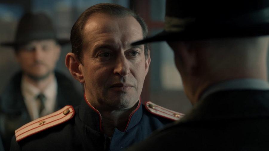 Константин Хабенский в сериале «За час до рассвета» (2021)