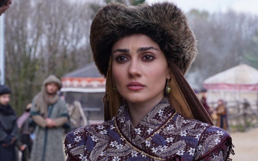 Севда Эргинджи (Sevda Erginci) в сериале «Пробуждение: Великие Сельджуки / Uyanış: Büyük Selçuklu» (2021)