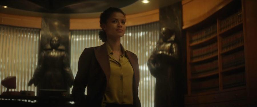 Гугу Эмбата-Ро (Gugu Mbatha-Raw) в сериале «Локи / Loki» (2021)