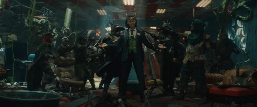 Кадр из сериала «Локи / Loki» (2021)