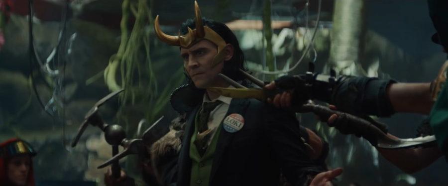 Том Хиддлстон (Tom Hiddleston) в сериале «Локи / Loki» (2021)